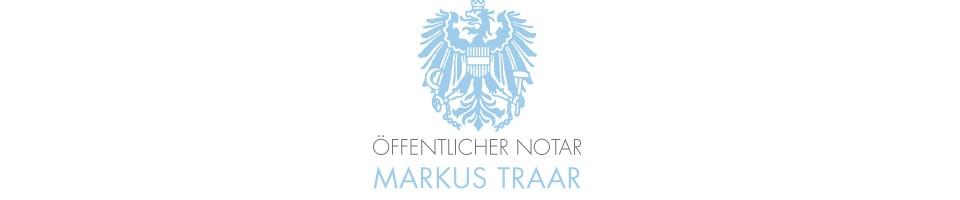 Öffentlicher Notar – Mag. Markus Traar